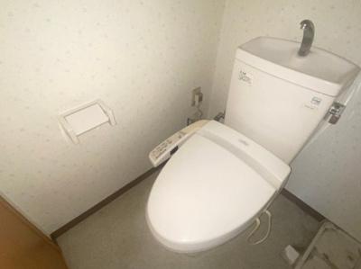 【トイレ】クワトロインクローバー