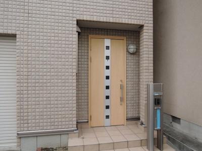 【エントランス】主原町戸建