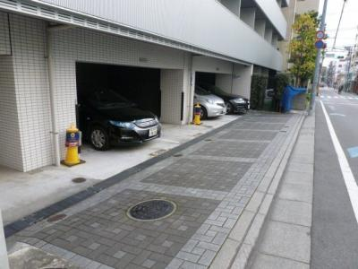 【駐車場】プラウドフラット荻窪Ⅱ
