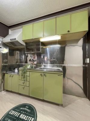 【キッチン】塩屋町6丁目貸家