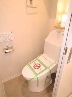 新規トイレ