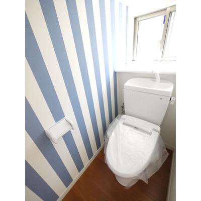 【トイレ】ハウス・ルーエ足門
