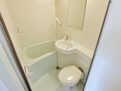 浴室(バストイレ同室)