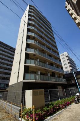 JR川崎駅徒歩7分のペット可マンションです。