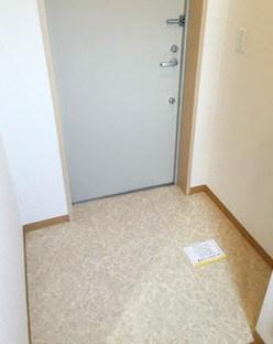 【玄関】アーバンフォート住吉