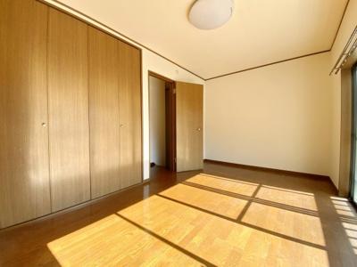 【寝室】テラスハウス雅