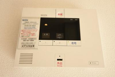 【セキュリティ】D-room白銀