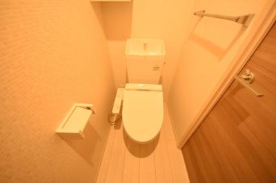 【トイレ】D-room白銀