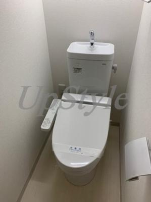 【トイレ】クレイシア両国ヴェルデ