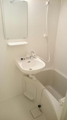 【浴室】ル・クレアⅡ