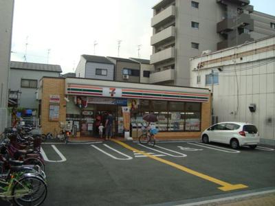 セブンイレブンJR徳庵駅店まで1,099m