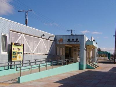 JR鷲津駅まで1000m