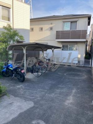 【駐車場】リリックコート鎌倉