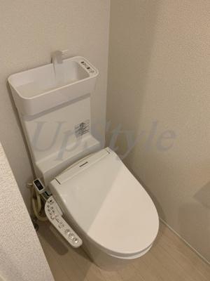 【トイレ】ヴィラアサクサ