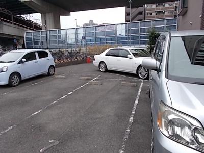 【駐車場】パルテンツァ