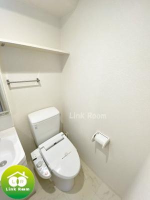 【トイレ】アーバネックス清澄白河