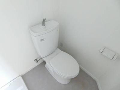 【トイレ】メゾン千寿