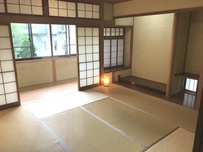 【和室】神戸市垂水区名谷町字猿倉中古戸建