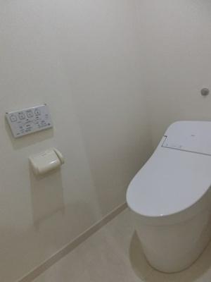 【トイレ】サンシャインコーポベル初台