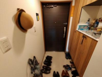 【玄関】パデシオン洛北ザ・ミッドレジデンス