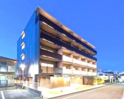 京急空港線「大鳥居」駅より徒歩8分の築浅分譲賃貸マンションです