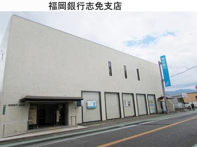 福岡銀行まで400m