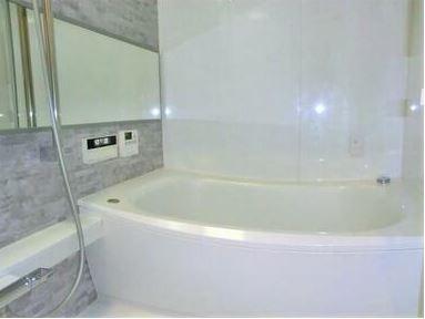 浴室新調!