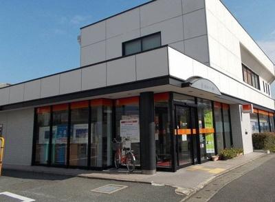 西日本シティ銀行まで450m