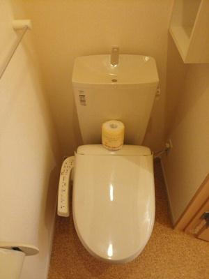 【トイレ】フルーリール