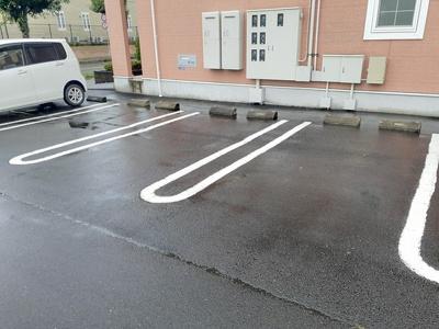 【駐車場】カーサ・イリーデ