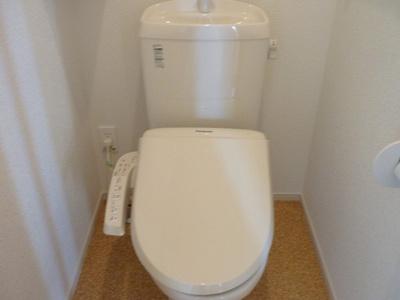 【トイレ】エムズ サニーガーデンⅥ