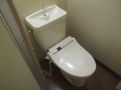 【トイレ】カーサアミ