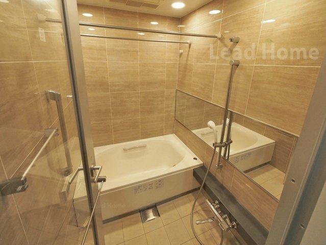 【浴室】グランドヒルズ三軒茶屋ヒルトップガーデンC棟