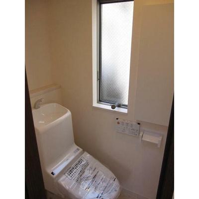 【トイレ】要町2LDK戸建