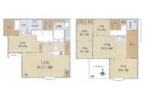 茨木市山手台新町 中古戸建の画像