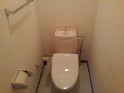 【トイレ】シャトーエース