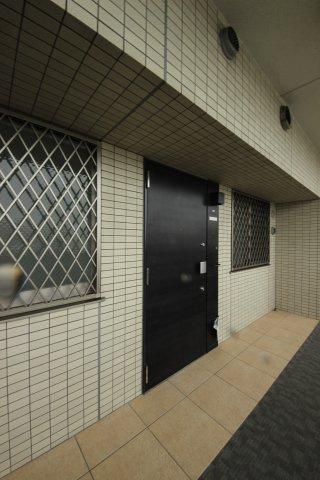 【玄関】アルファステイツ箱崎