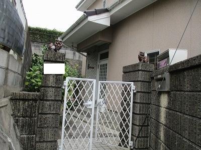 【玄関】企救丘六丁目10番17号