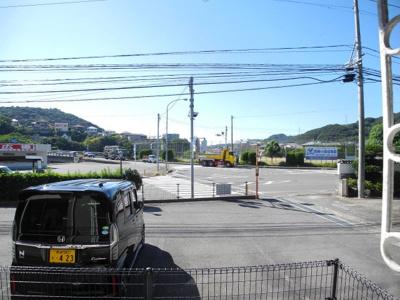 【駐車場】ルミエール山下A