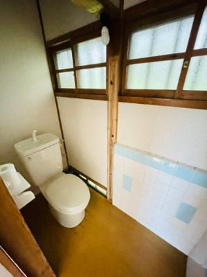 【トイレ】高尾貸家