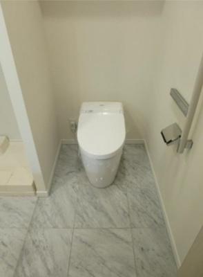 【トイレ】アトラス南麻布