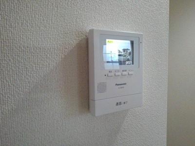 【セキュリティ】マロンシャンⅢ番館
