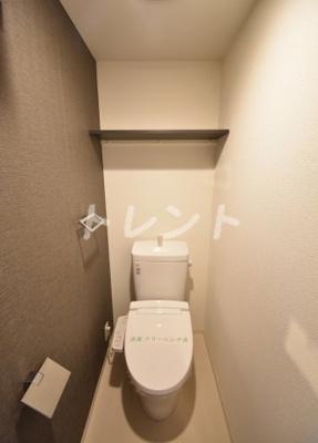 【トイレ】エスレジデンス日本橋馬喰町【S-RESIDENCE日本橋馬喰町】