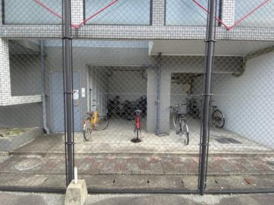 【駐輪場】ライベストコート南福岡Ⅱ