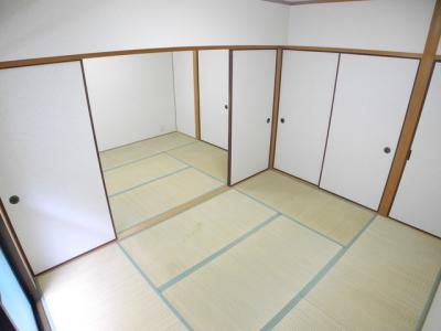 【居間・リビング】西部ハイツ高田駅