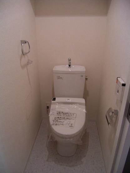 【トイレ】グラスタワー