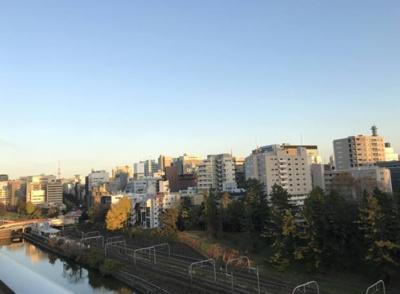 【展望】エステムプラザ市谷外濠公園