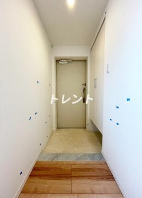 【玄関】ミレアコート北参道