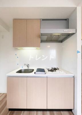 【キッチン】ミレアコート北参道