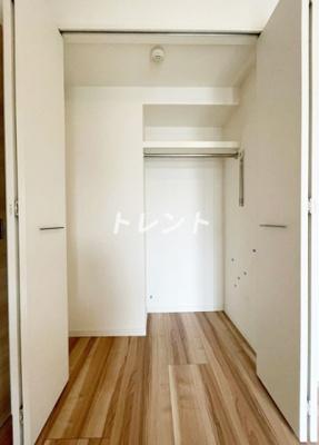 【収納】ミレアコート北参道